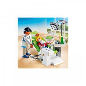 Детская клиника: Дантист с пациентом, PLAYMOBIL PLAYMOBIL®
