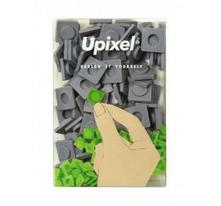 Фишки пиксельные большие  WY-P001 светло-серый Upixel