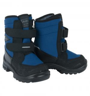 Ботинки  Crosser Sky Blue, цвет: синий Kuoma