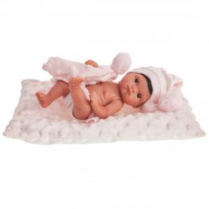 Кукла Аврора в розовом 21 см Munecas Antonio Juan
