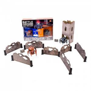 Игровой набор роботы Боевые Спайдеры Цитадель HexBug