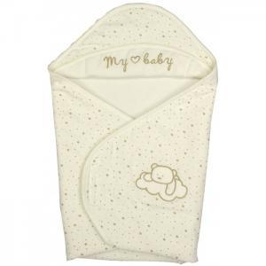 Kids Конверт-одеяло на выписку Tiny-winy Forest