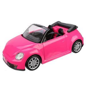 Машина для куклы  Кабриолет 44 см Наша Игрушка