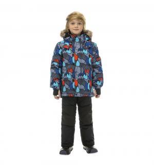 Комплект куртка/брюки  Озеро Пейто, цвет: серый Premont