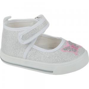 Туфли текстильные , цвет: белый Mursu