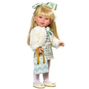 Кукла  Pre-Spring Паулина, блондинка с челкой Vestida de Azul