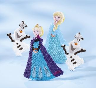 Набор для творчества Термомозаика Frozen Iron On Beads Totum