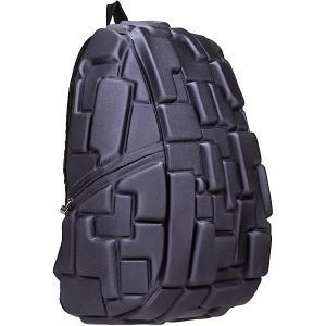 Рюкзак  Blok Full Heavy metal, 46х36х20 см MadPax. Цвет: графит