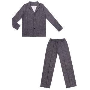 Комплект пиджак/брюки  День знаний, цвет: серый Апрель