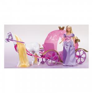 Кукла Штеффи и ее сказочная карета, Simba