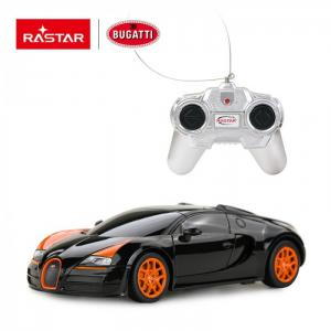 Машина на радиоуправлении Bugatti Grand Sport Vitesse 1:24 Rastar