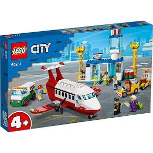 Конструктор  City 60261: Городской аэропорт LEGO