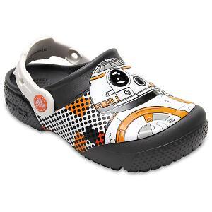 Сабо  Crocs Star Wars. Цвет: серый