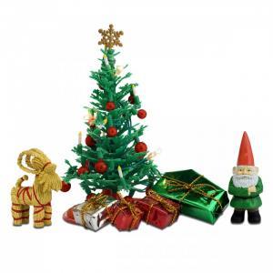 Набор мебели для домика Рождественский Lundby