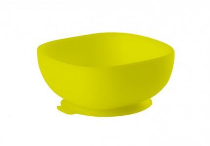 Тарелка из силикона Silicone Suction Bowl Beaba
