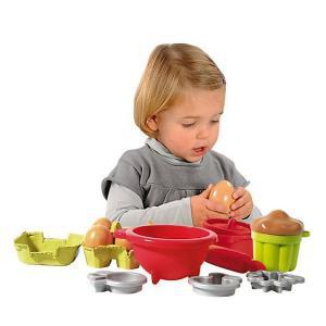 Набор посудки с продуктами Ecoiffier, 26 предметов écoiffier
