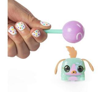 Интерактивная игрушка  Лоллипетс Управляй зверьком с помощью сладости 2 шт. Zoomer