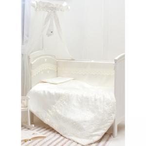 Комплект в кроватку  Бабочки 120х60 (6 предметов) Makkaroni Kids