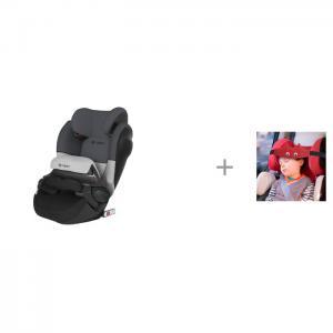 Автокресло  Pallas M-Fix SL и Клювонос Фиксатор головы ребенка для автокресла Мяу Cybex