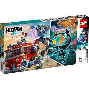 Конструктор  Hidden Side 70436: Фантомная пожарная машина 3000 LEGO
