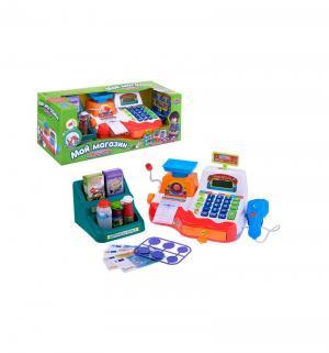 Игровой набор  Касса Мой Магазин с микрофоном Play Smart
