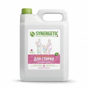 Средство для стирки 5 л Synergetic
