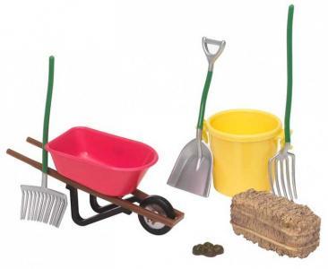 Набор аксессуаров для чистки конюшни Breyer