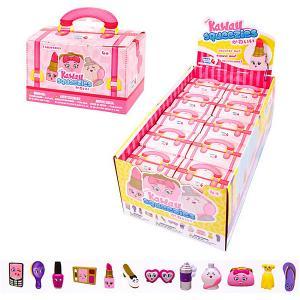 Мягкая игрушка-антистресс  Mell Аксессуары для девочек Kawaii. Цвет: разноцветный