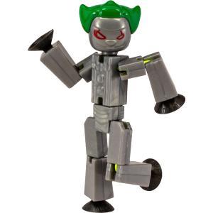 Игрушка  Монстр серый Stikbot