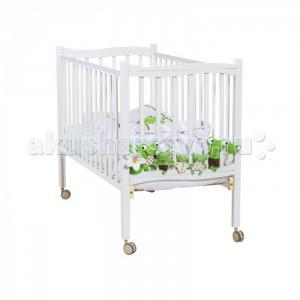 Детская кроватка  Fiore 120x60 Papaloni