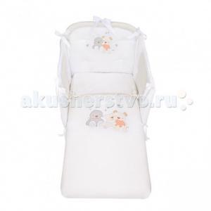 Комплект в кроватку  Spring (3 предмета) Picci