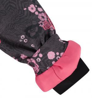 Комплект куртка/полукомбинезон , цвет: фуксия Peluchi&Tartine