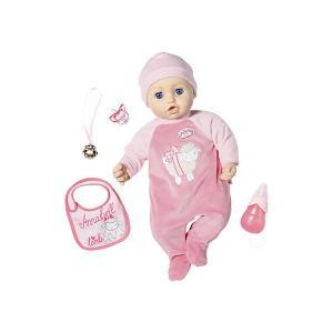 Многофункциональная кукла  Baby Annabell, 43 см Zapf Creation