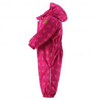 Комбинезон Tec Puhuri, цвет: розовый Reima