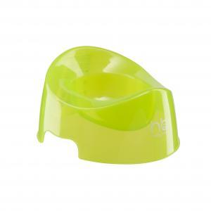 Горшок  Potty, цвет: lime Happy Baby