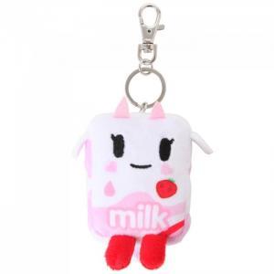 Плюшевый брелок Strawberry Milk Tokidoki