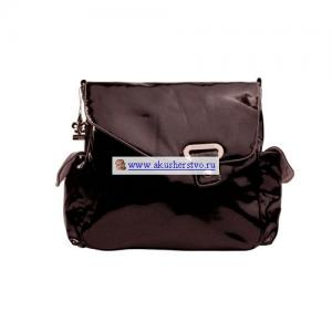 Cумка New Flap Bag Irredescent Pattent Kalencom