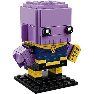 Сборная фигурка  BrickHeadz 41605: Танос LEGO