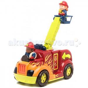 Пожарная машина с подъемником Battat