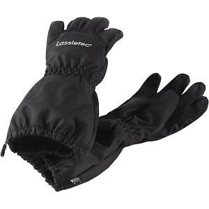 Перчатки tec® Lassie. Цвет: черный