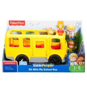 Автобус  школьный Дружба Little People