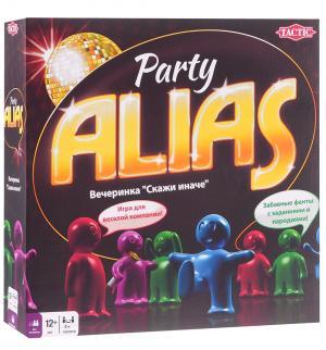 Настольная игра  Алиас Скажи иначе. Вечеринка 2 Tactic Games