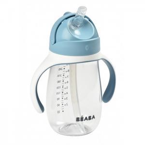 Поильник  Straw Cup 300 мл Beaba