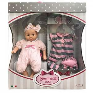 Кукла-пупс Bambina Bebe 36 см Dimian