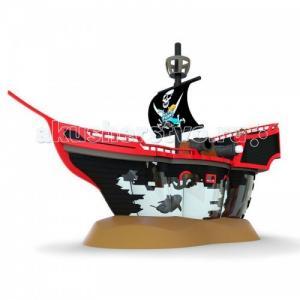 Интерактивная игрушка  Пиратский корабль с рыбкой-акробатом Море чудес