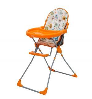 Стульчик для кормления  Selby 152, цвет: оранжевый Фея