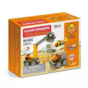 Конструктор  Магнитный Amazing Construction Set (50 элементов) Magformers