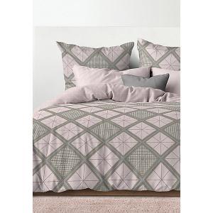 Комплект постельного белья  Скарлет, Евро Унисон. Цвет: разноцветный