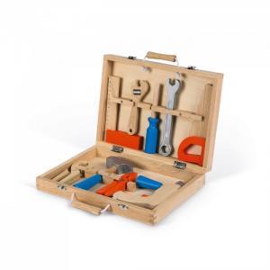 Набор инструментов BricoKids в чемоданчике Janod