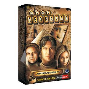 Настольная игра  Шифр Леонардо Play Land